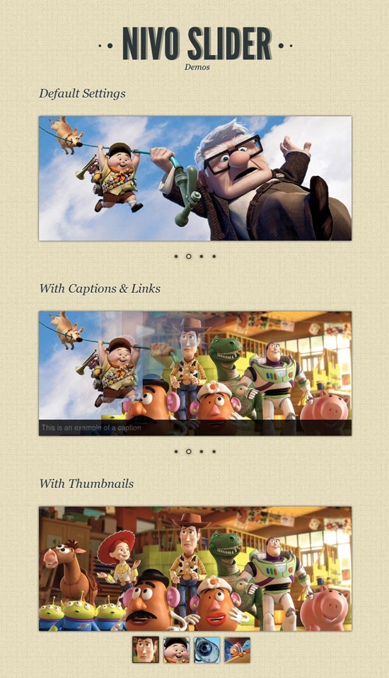 beautiful wordpress slideshow plugins
