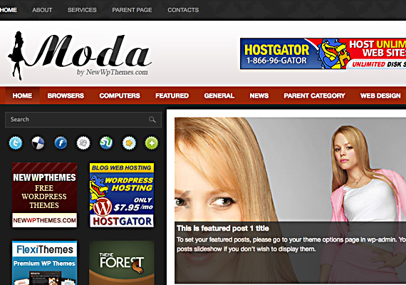 moda 46-free-wordpress-3.0-themes