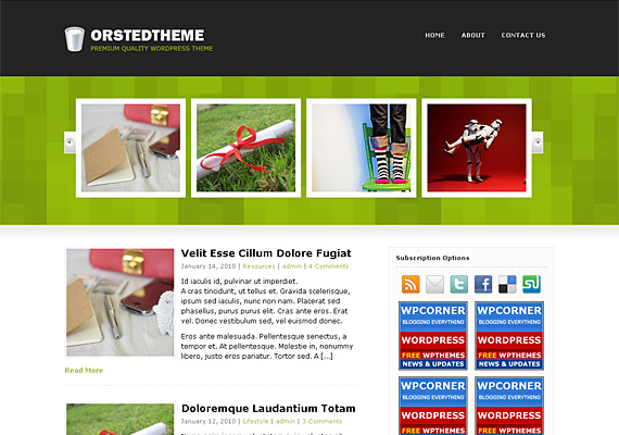 orsted theme 46-free-wordpress-3.0-themes