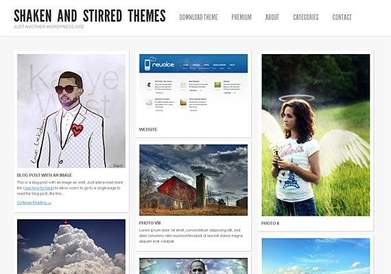 shaken grid 46-free-wordpress-3.0-themes