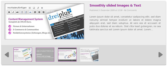 beautiful wordpress slideshow plugins